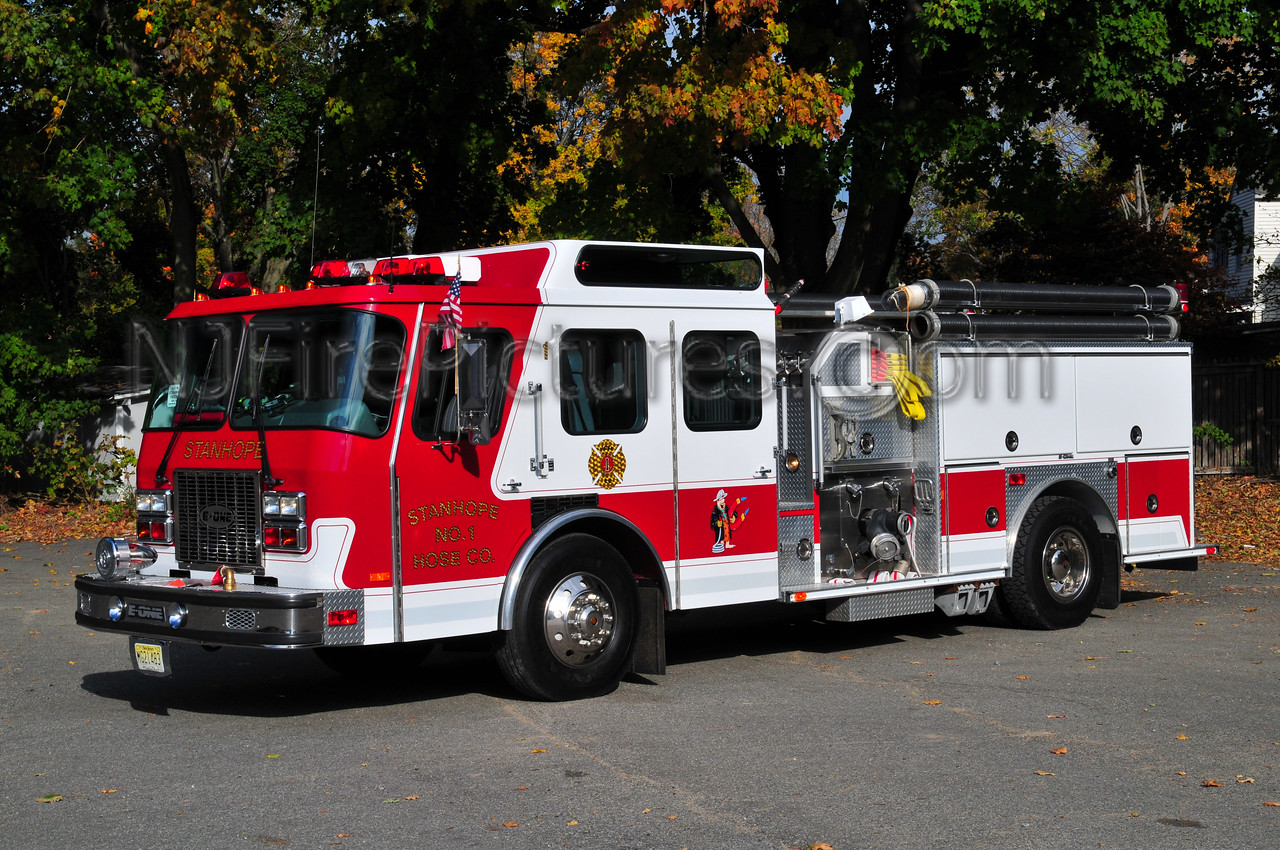 STANHOPE, NJ ENGINE 1