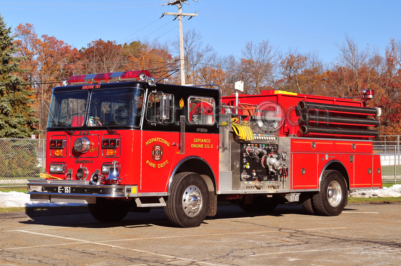 HOPATCONG, NJ ENGINE 151