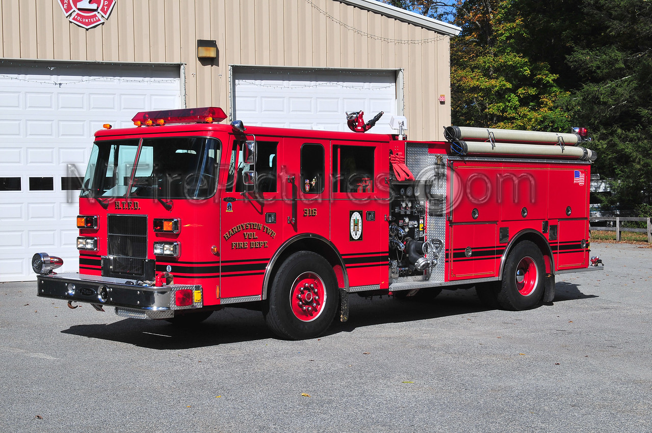 HARDYSTON, NJ ENGINE 316