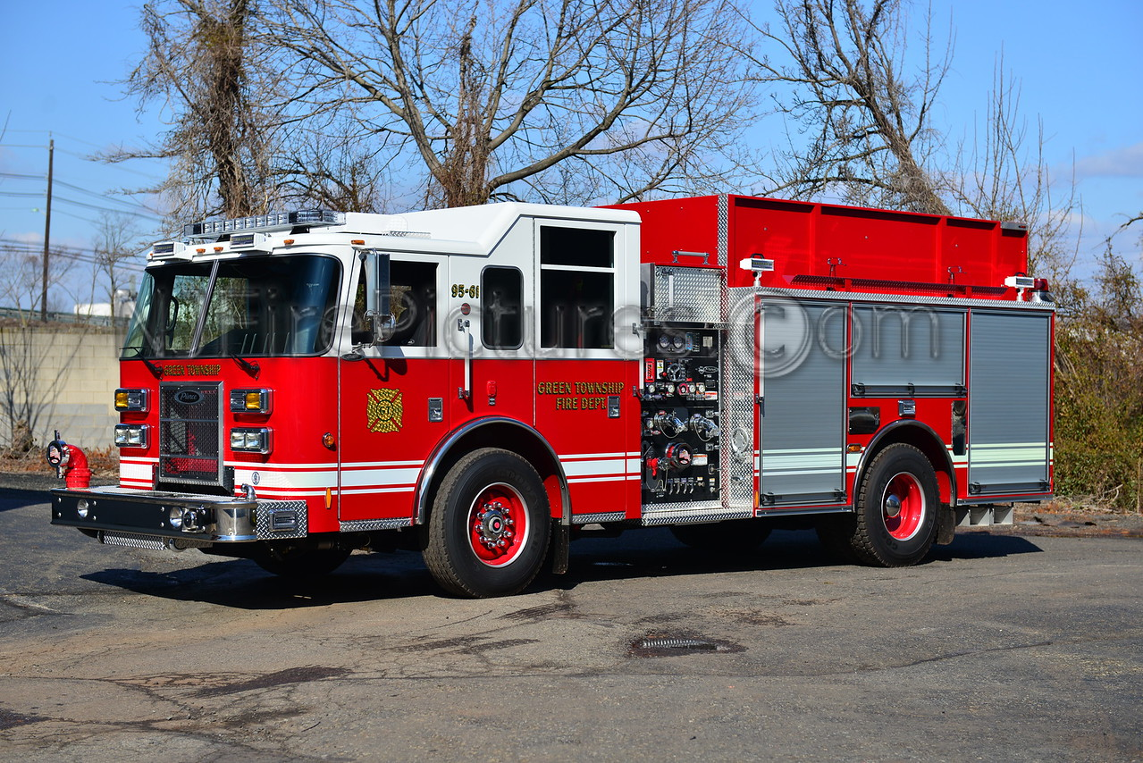 GREEN TWP, NJ ENGINE 95-61