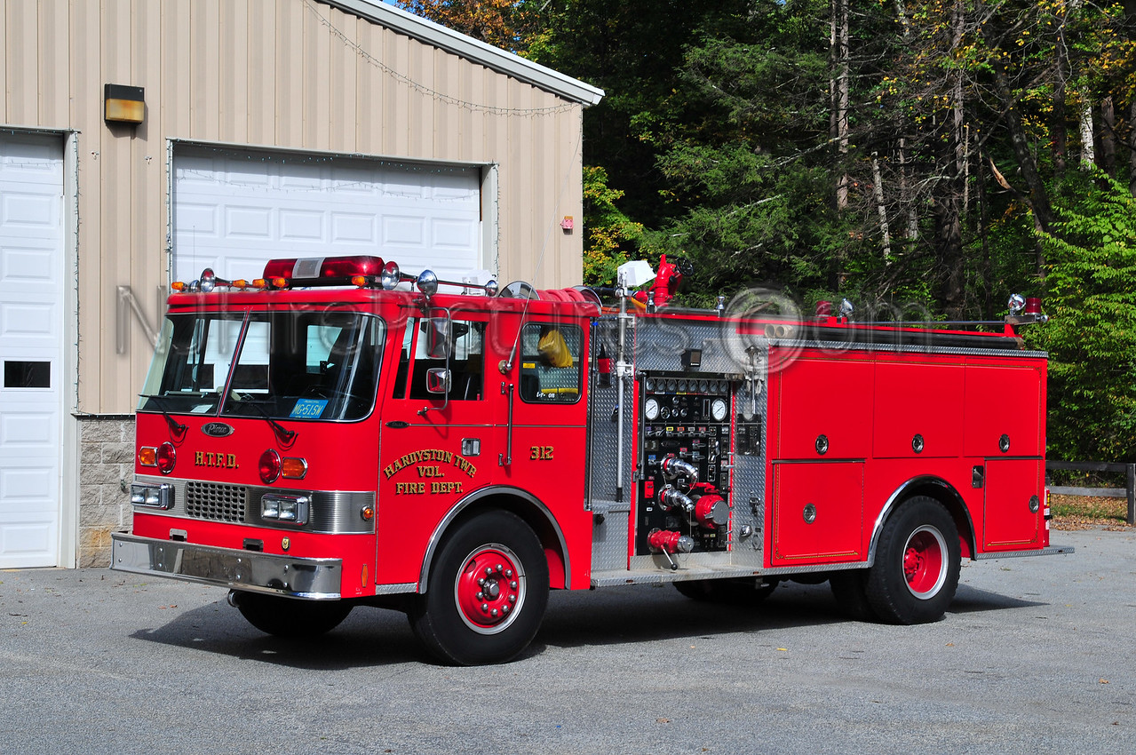 HARDYSTON, NJ ENGINE 312