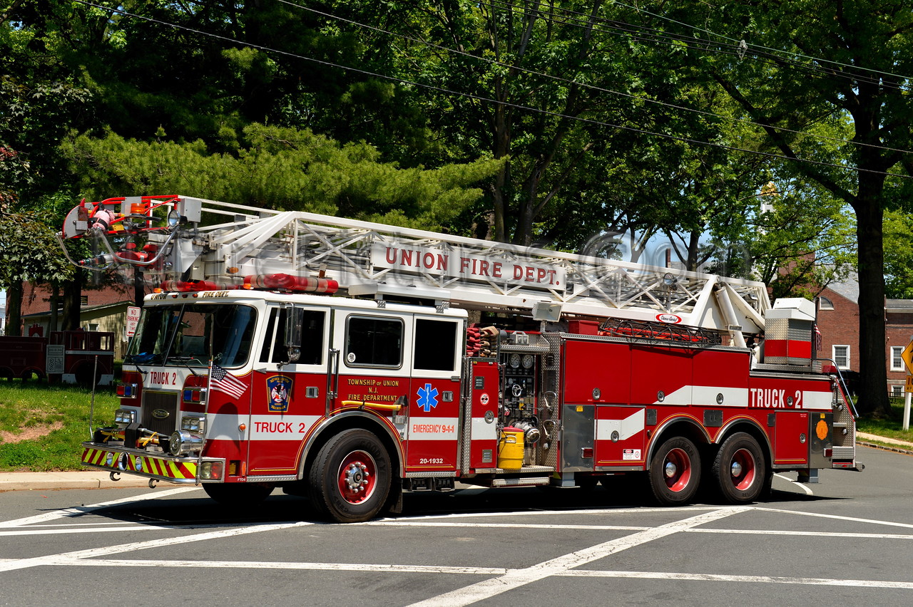 UNION TWP, NJ TRUCK 2