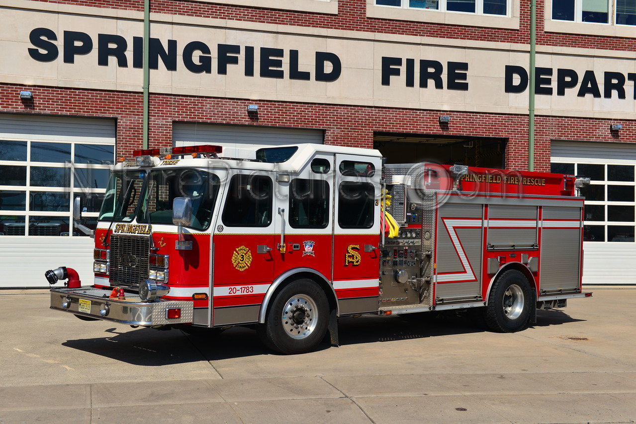 SPRINGFIELD, NJ ENGINE 3