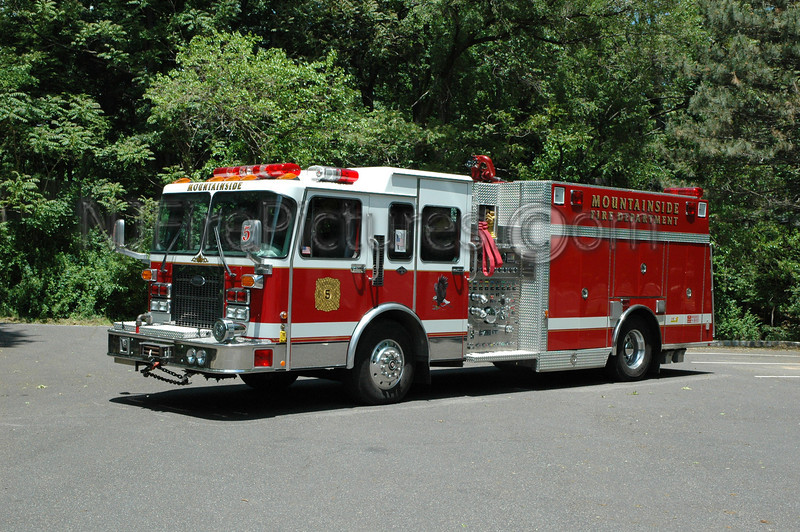 MOUNTAINSIDE, NJ ENGINE 5
