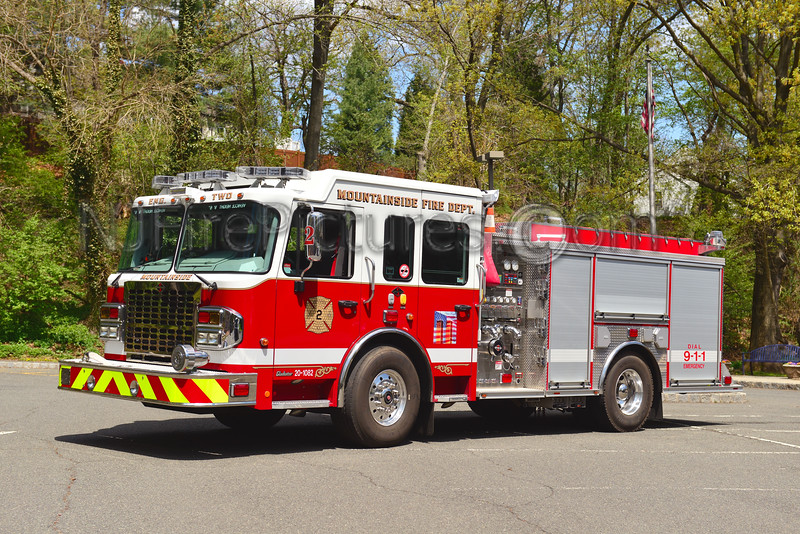 MOUNTAINSIDE, NJ ENGINE 2