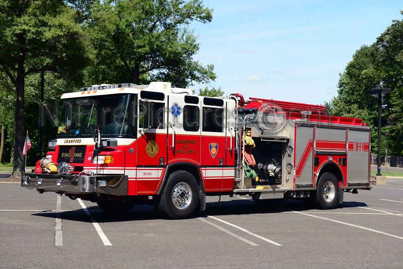 CRANFORD, NJ ENGINE 1