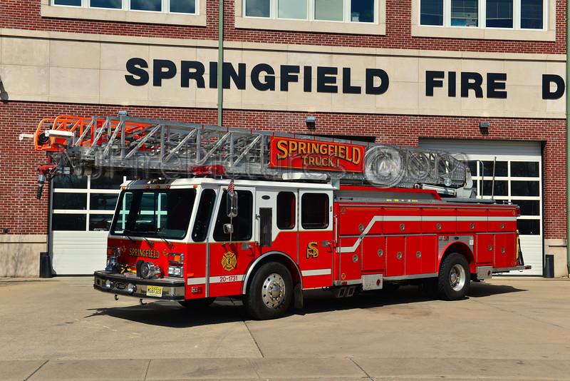 SPRINGFIELD, NJ TRUCK 1