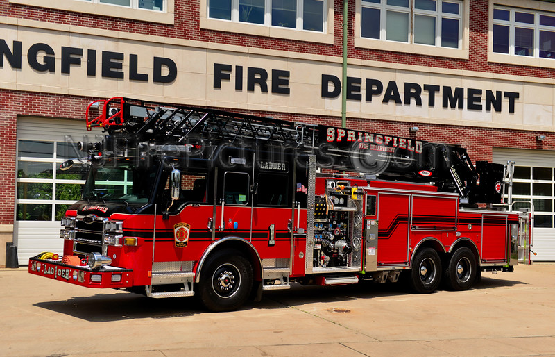 SPRINGFIELD, NJ LADDER 1