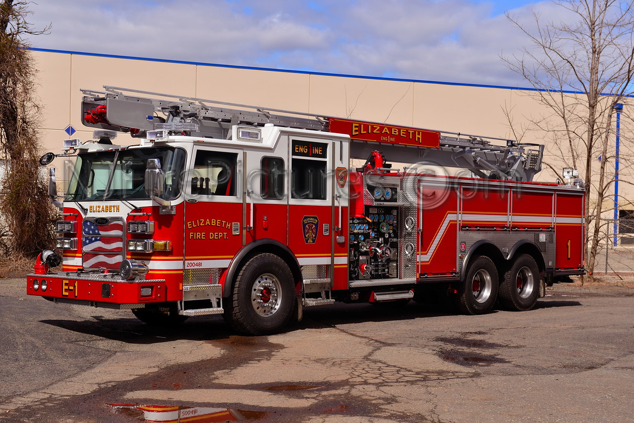 ELIZABETH, NJ ENGINE 1