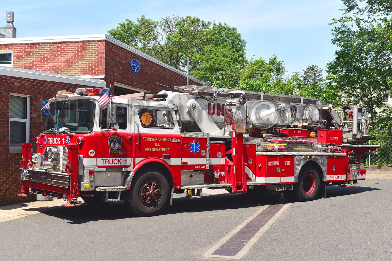 UNION TWP, NJ TRUCK 1