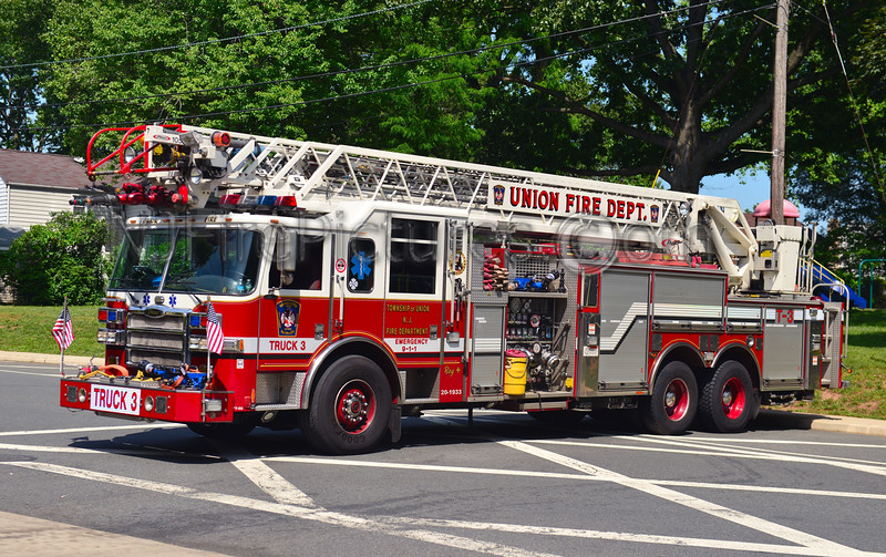 UNION TWP, NJ TRUCK 3