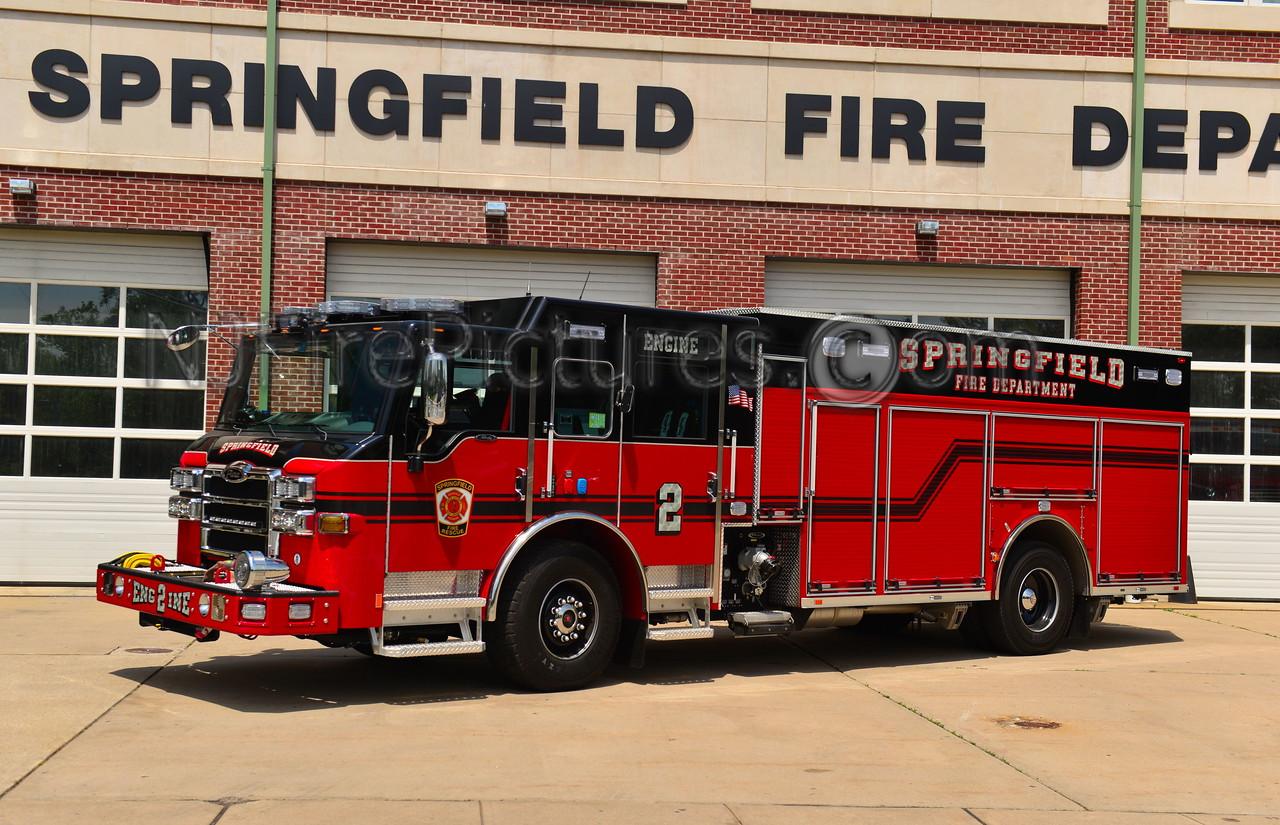 SPRINGFIELD, NJ ENGINE 2