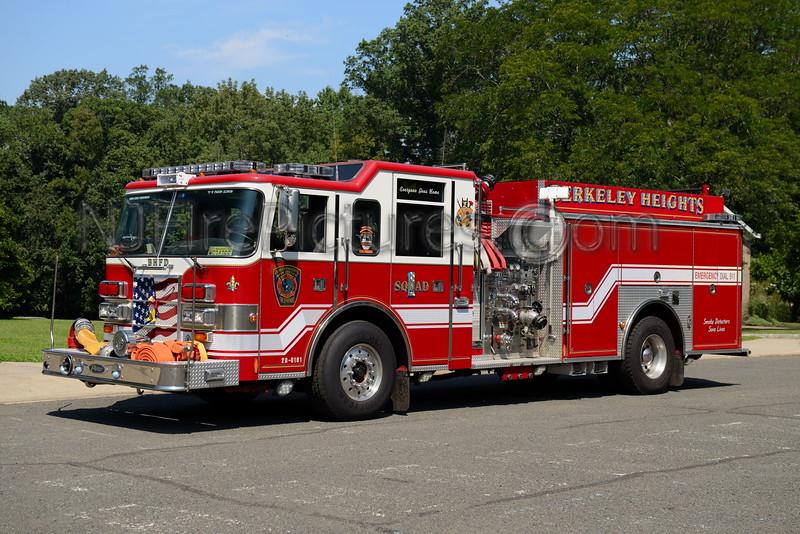 BERKELEY HEIGHTS, NJ SQUAD 1