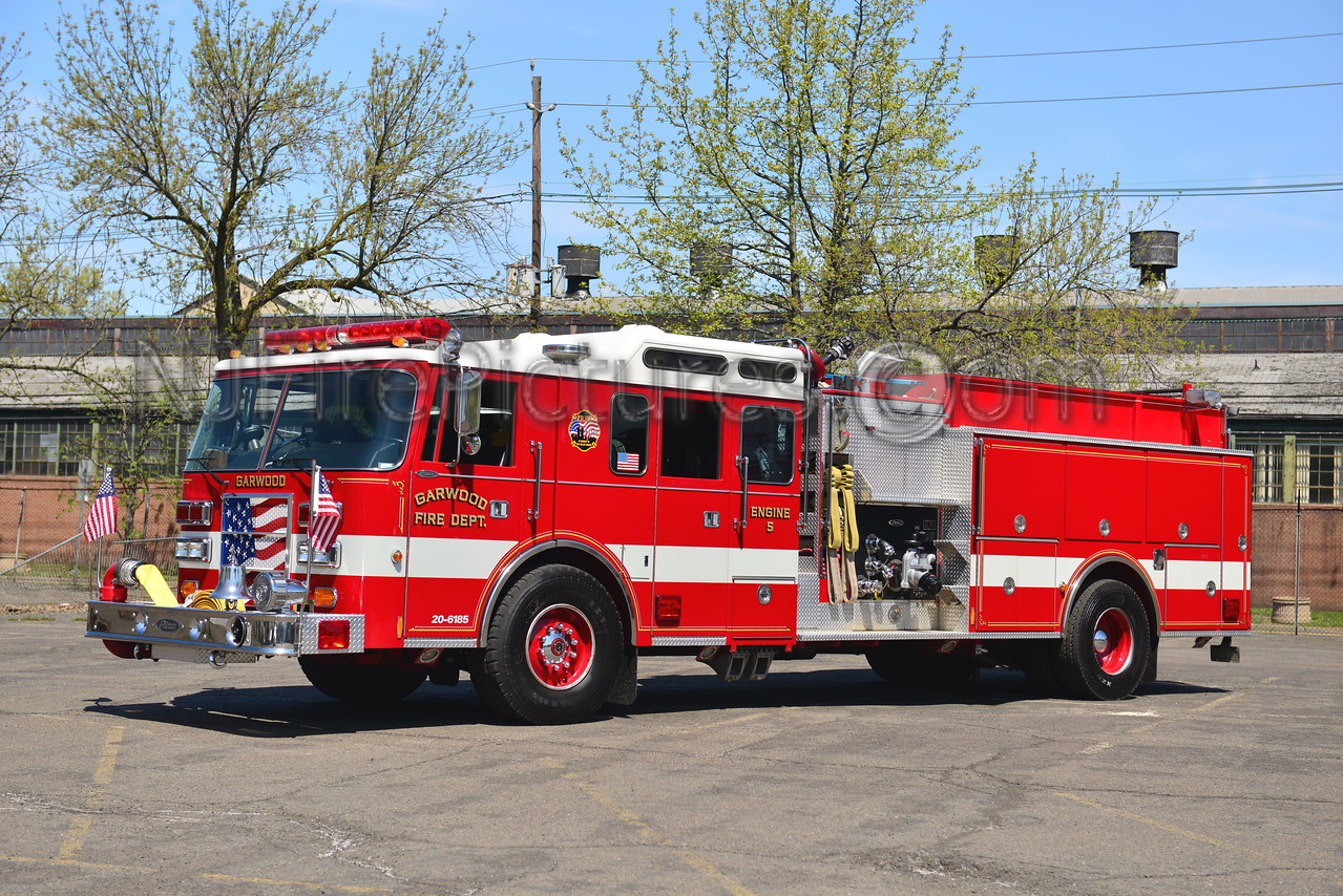 GARWOOD NJ ENGINE 5