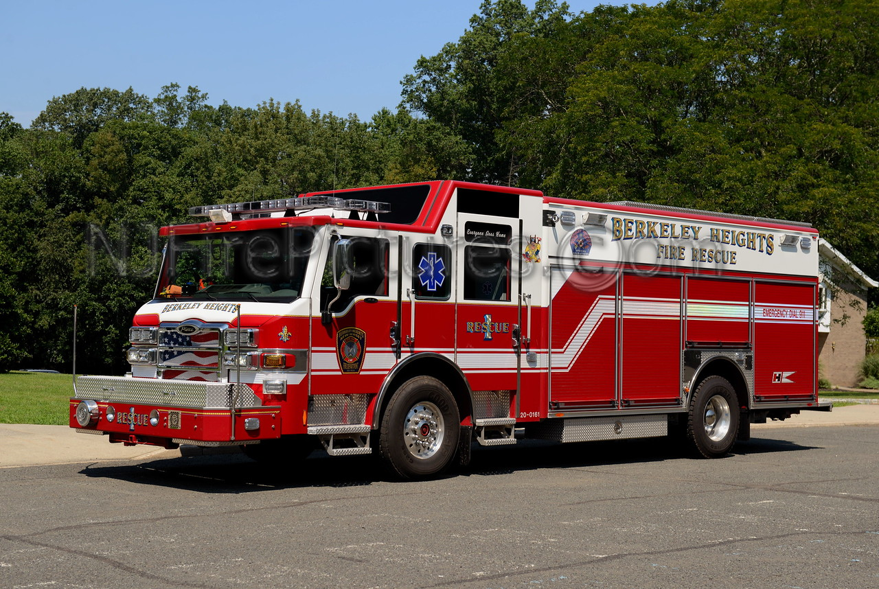 BERKELEY HEIGHTS, NJ RESCUE 1