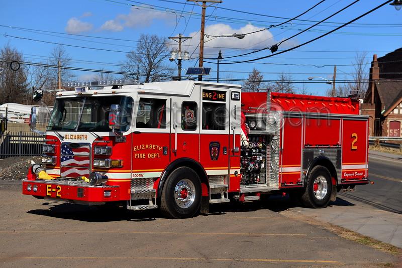 ELIZABETH, NJ ENGINE 2