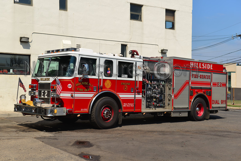 HILLSIDE, NJ ENGINE 2