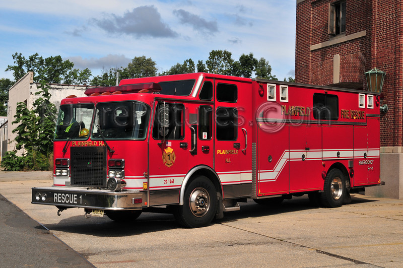 PLAINFIELD, NJ RESCUE 1