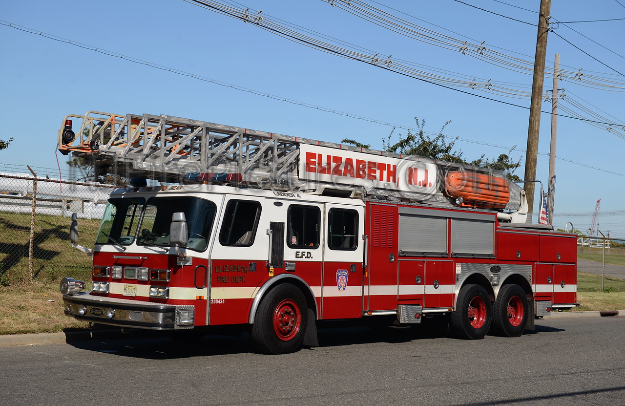 ELIZABETH, NJ LADDER 4