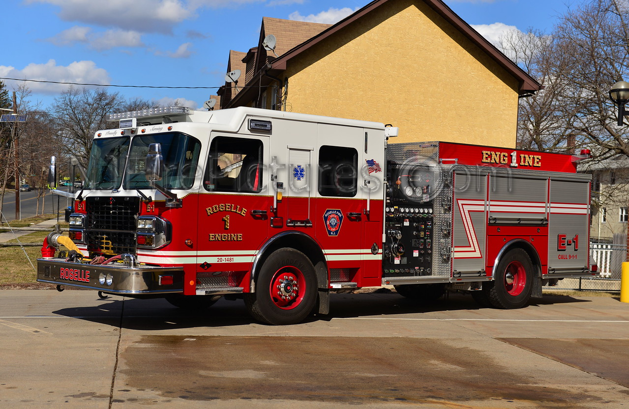 ROSELLE, NJ ENGINE 1