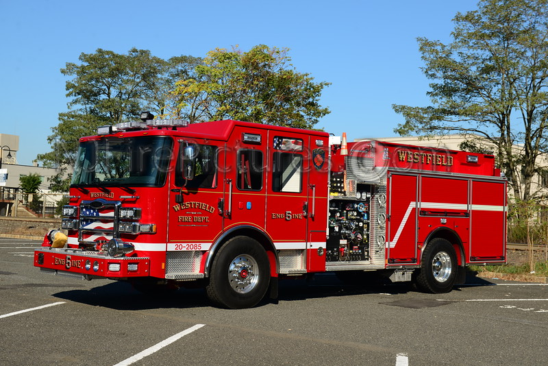 WESTFIELD, NJ ENGINE 5
