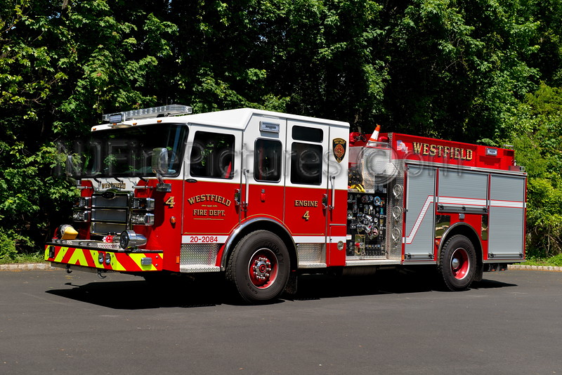 WESTFIELD, NJ ENGINE 4