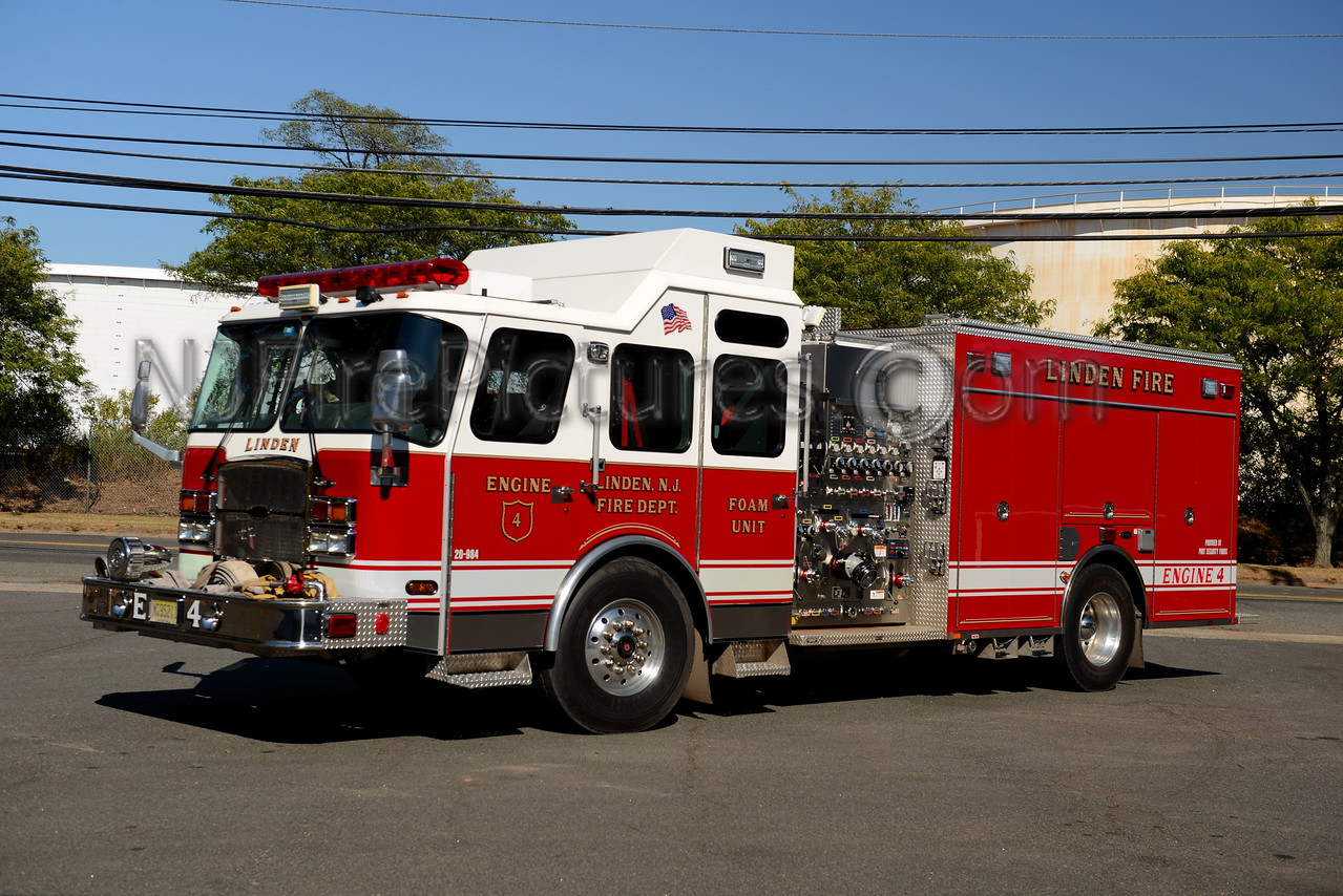 LINDEN, NJ ENGINE 4