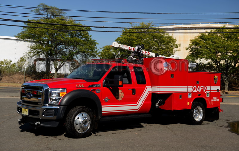 LINDEN, NJ L54 QUICK ATTACK FOAM VEHICLE
