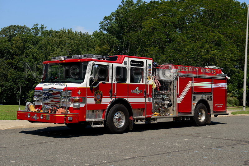 BERKELEY HEIGHTS, NJ ENGINE 4