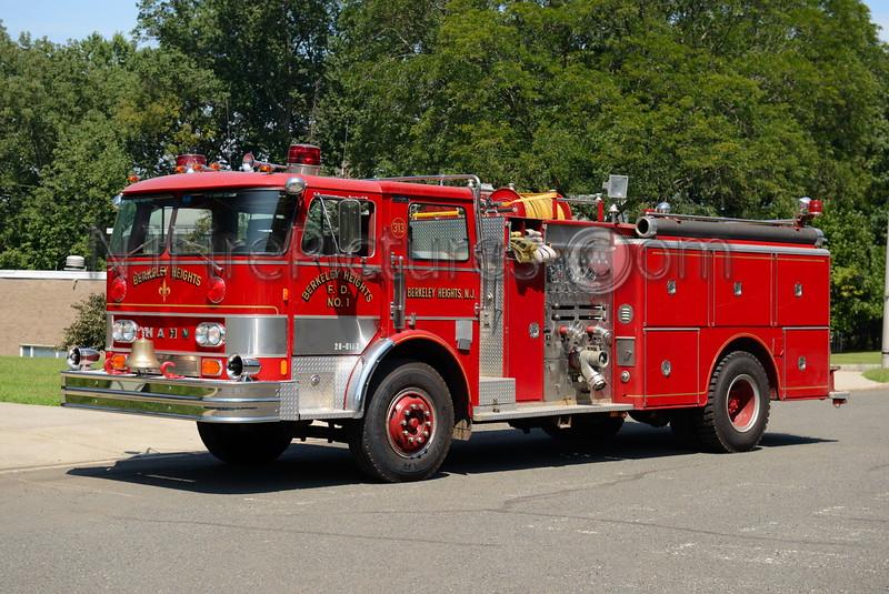 BERKELEY HEIGHTS, NJ ENGINE 3