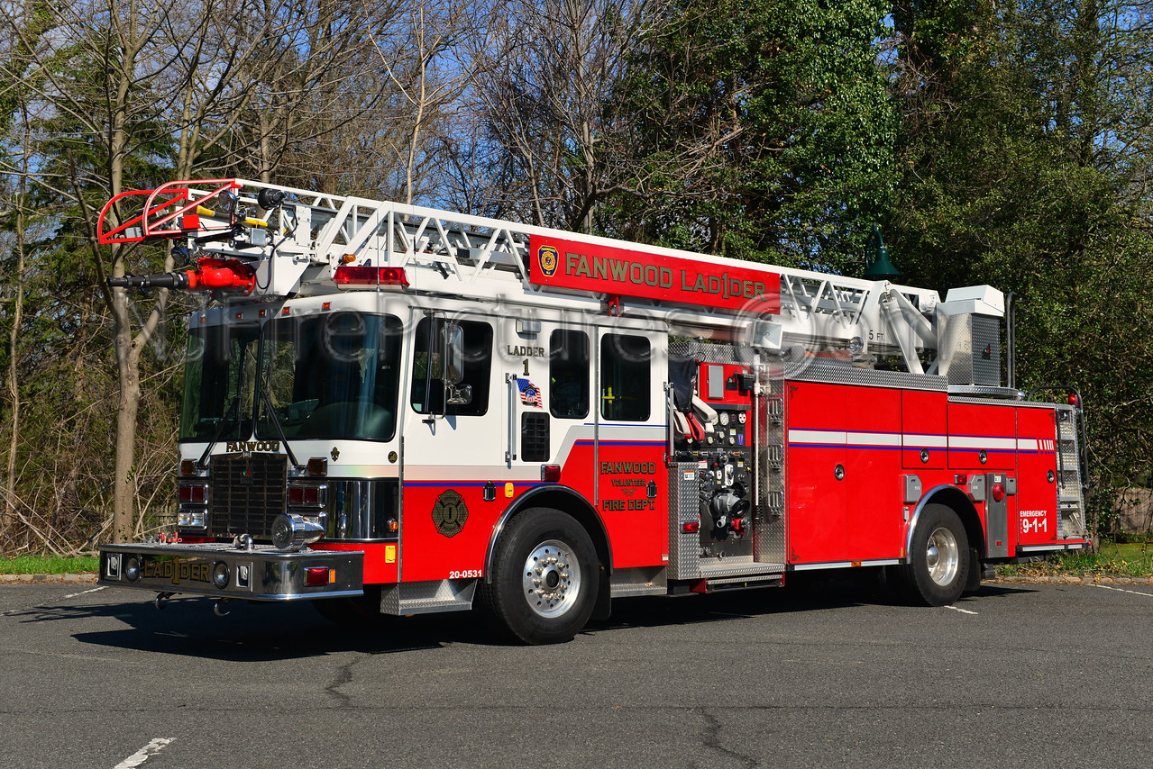 FANWOOD, NJ LADDER 1