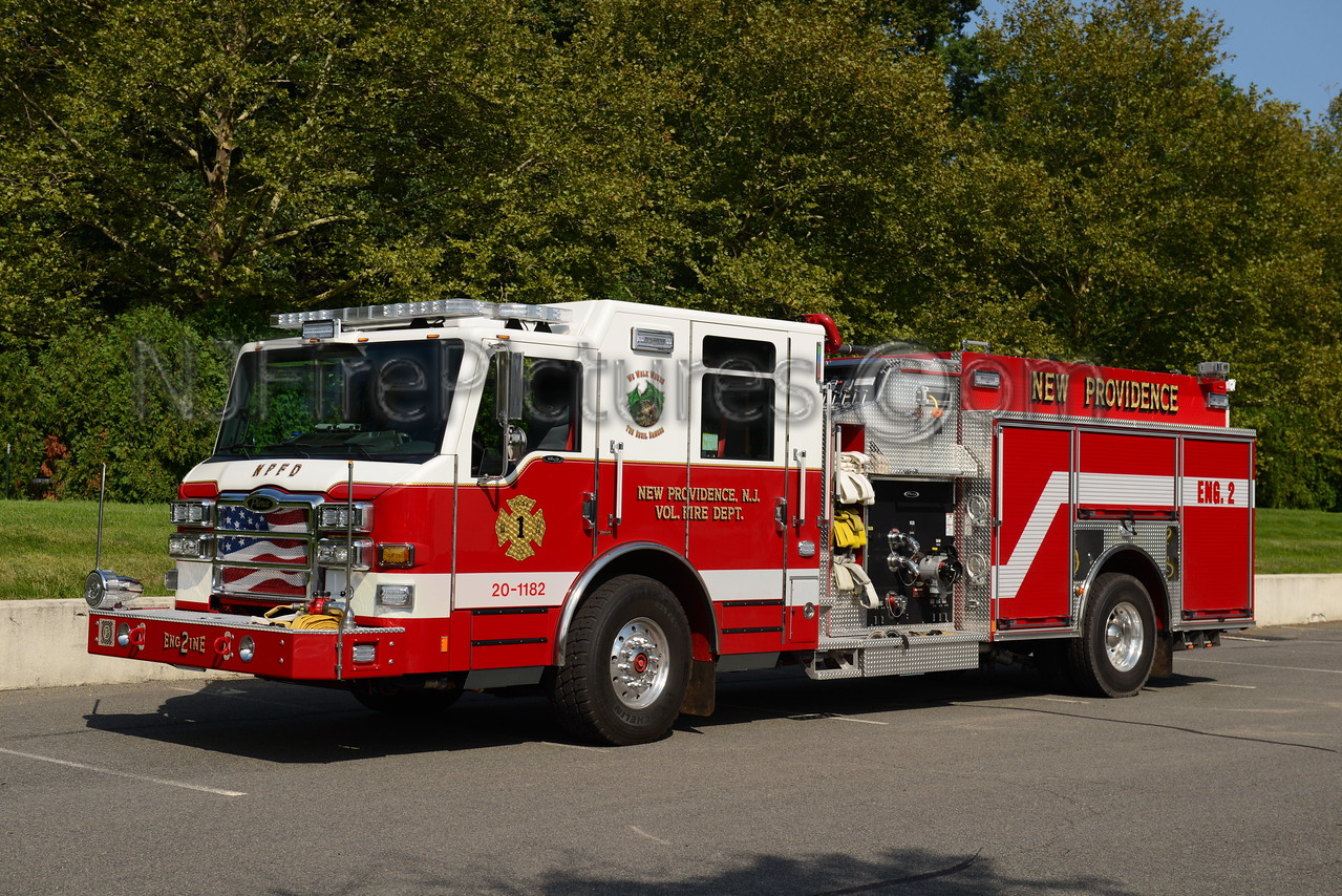 NEW PROVIDENCE, NJ ENGINE 2
