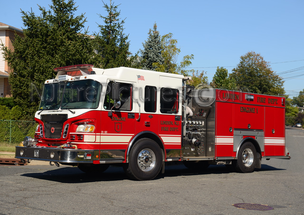 LINDEN, NJ ENGINE 1