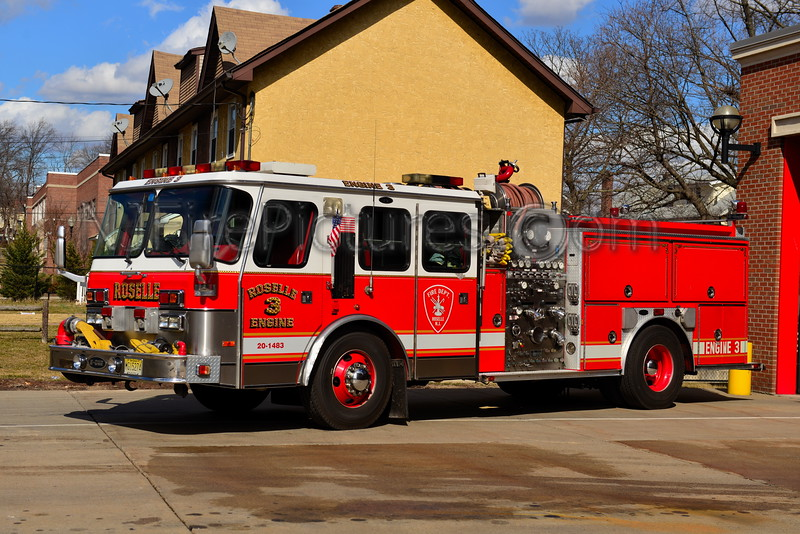 ROSELLE, NJ ENGINE 3