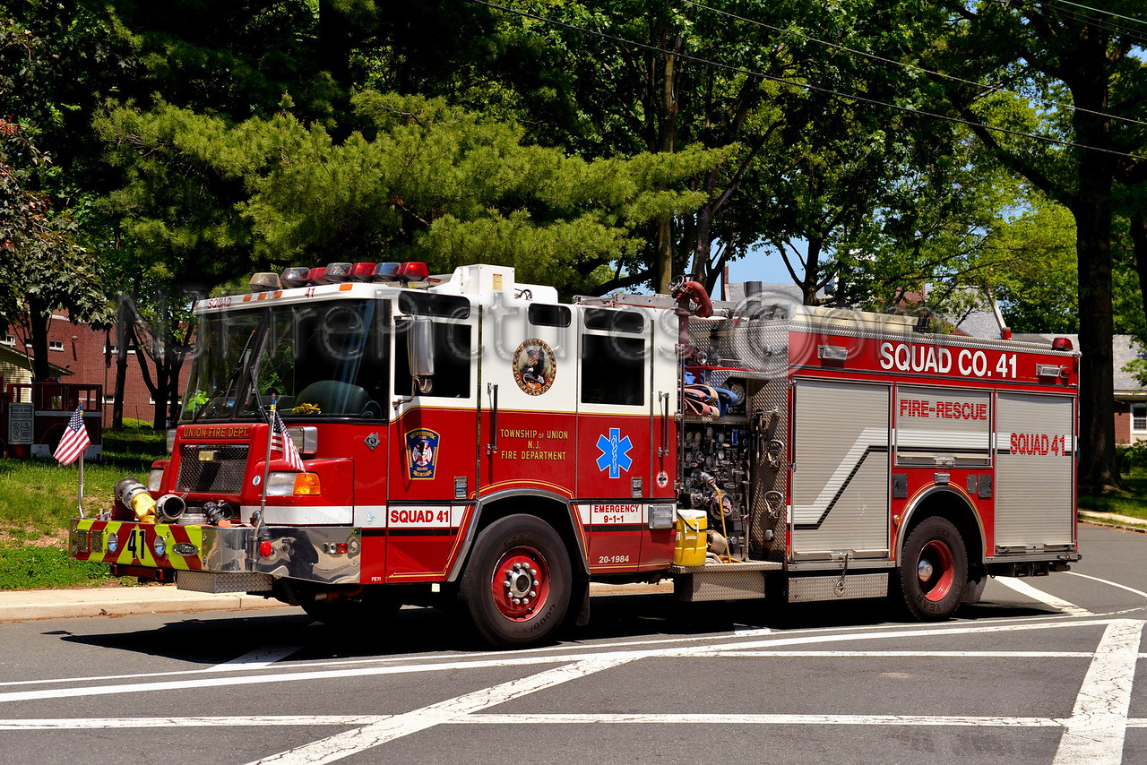 UNION TWP, NJ SQUAD 41