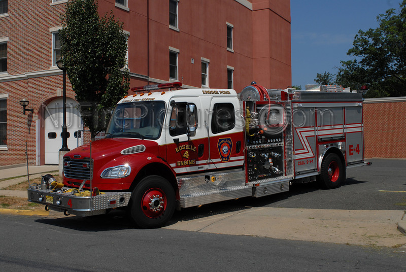 ROSELLE, NJ ENGINE 4