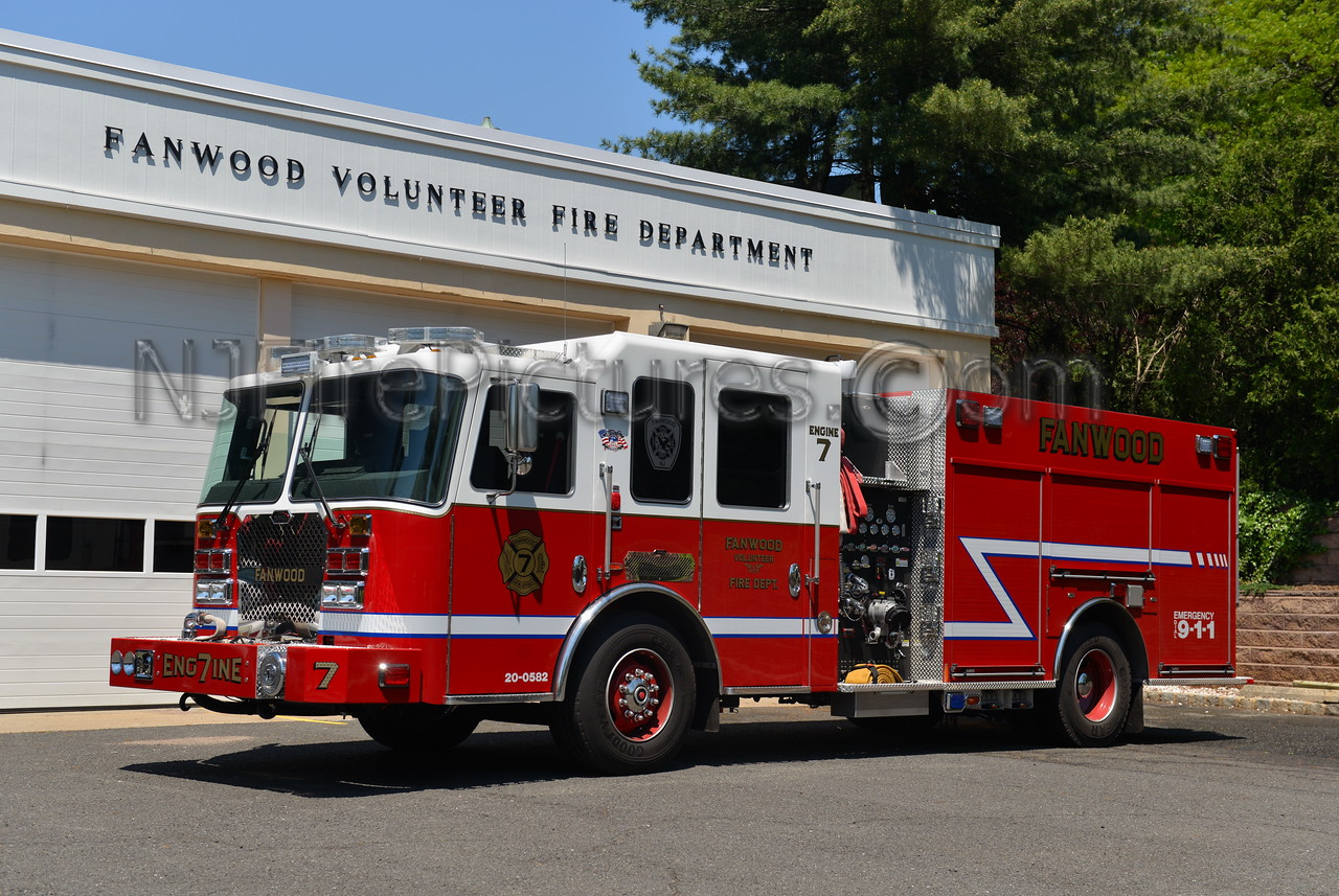 FANWOOD, NJ ENGINE 7