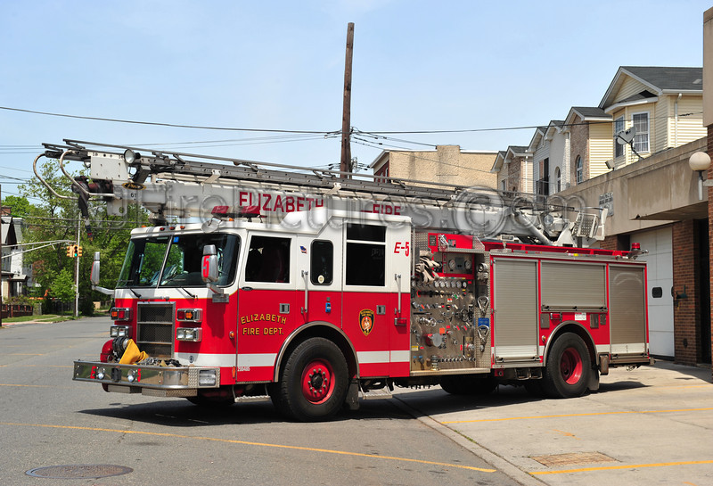 ELIZABETH, NJ ENGINE 5