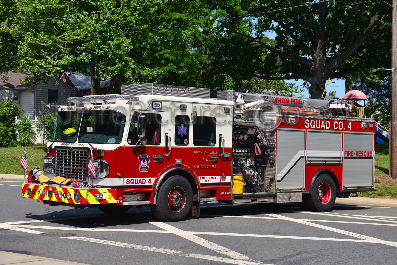 UNION TWP, NJ SQUAD 4