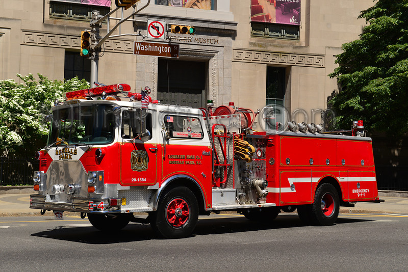 ROSELLE PARK, NJ ENGINE 4