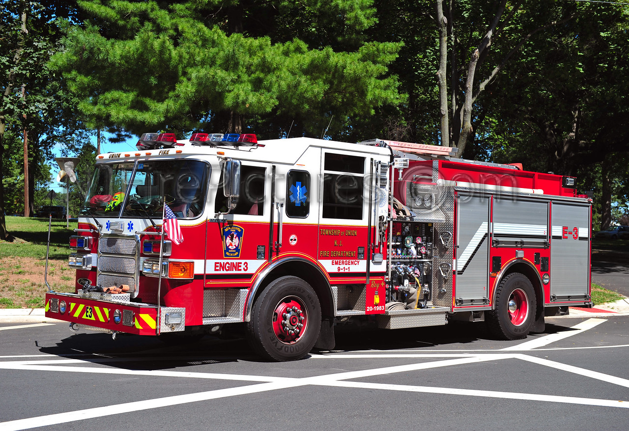 UNION TOWNSHIP, NJ ENGINE 3