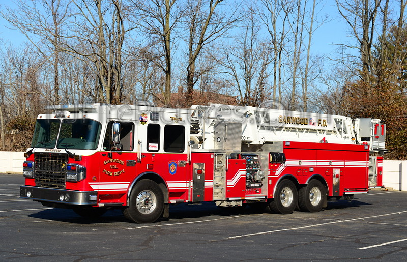 GARWOOD, NJ TRUCK 1