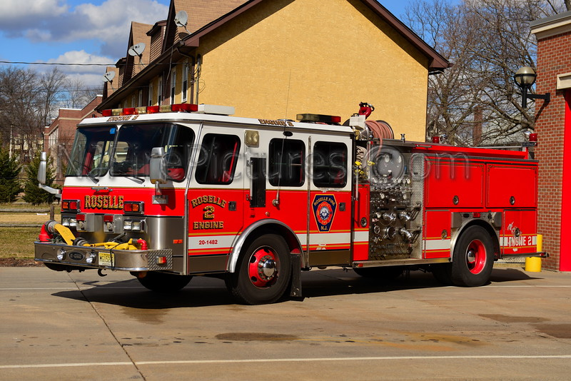 ROSELLE, NJ ENGINE 2