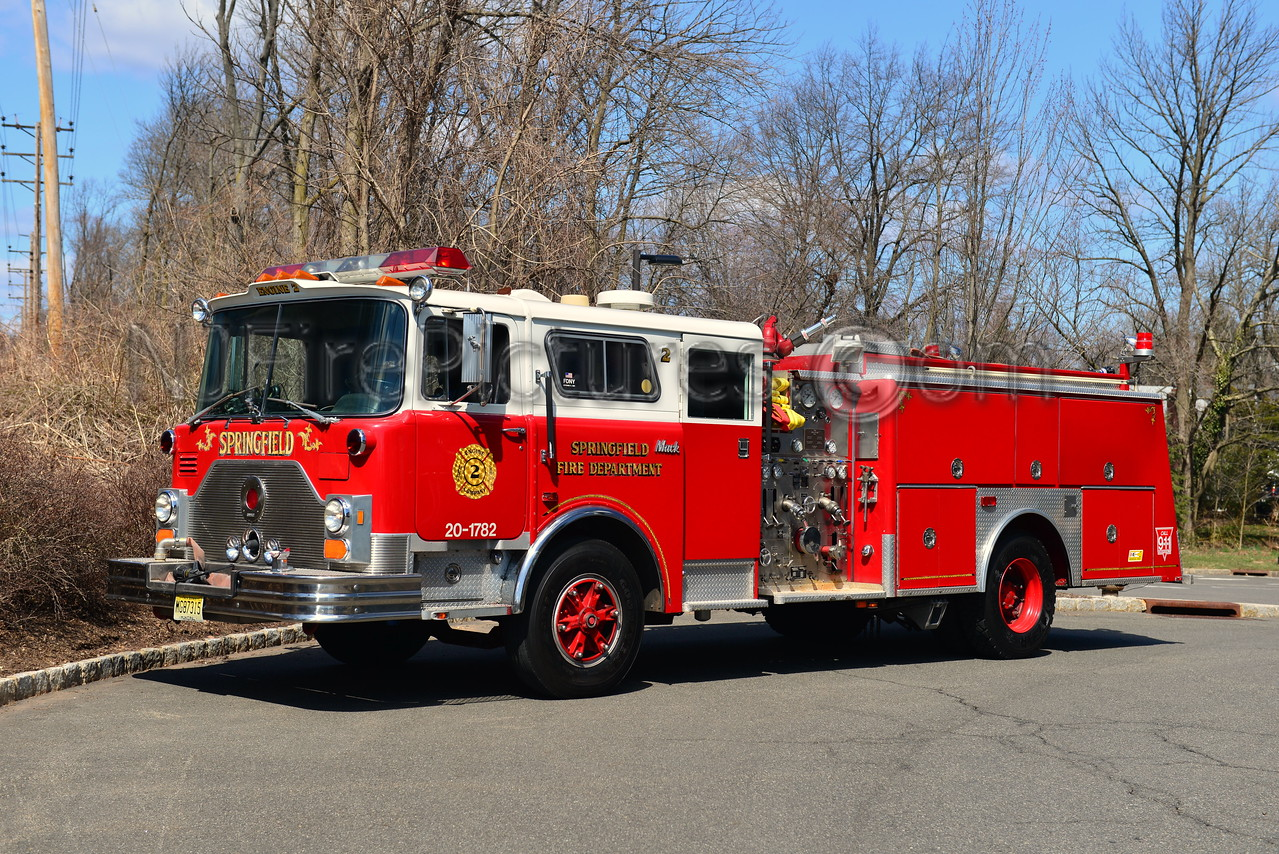 SPRINGFIELD, NJ ENGINE 2
