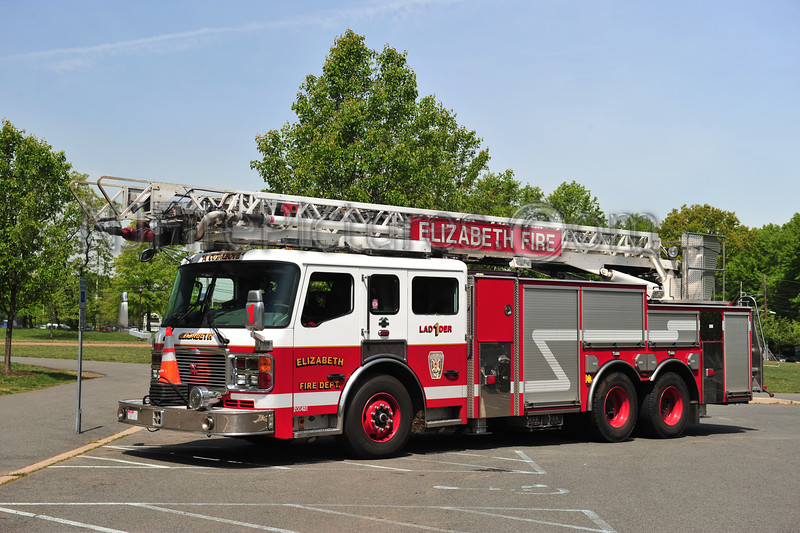 ELIZABETH, NJ LADDER 1