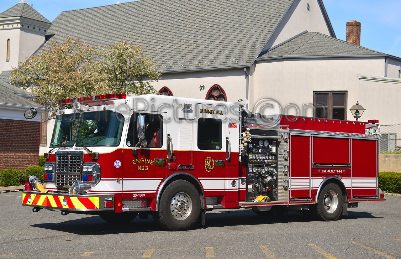 SUMMIT, NJ ENGINE 3
