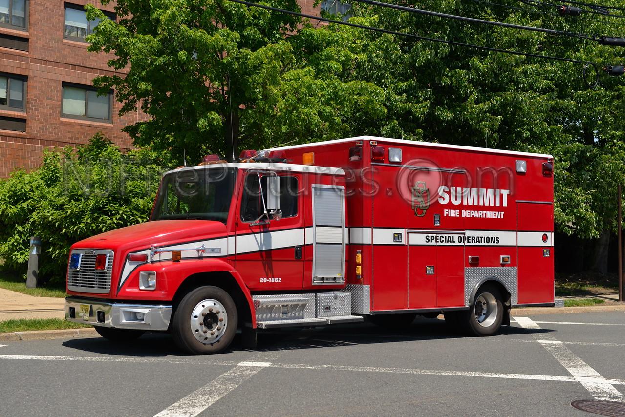 SUMMIT, NJ SPECIAL OPERATIONS
