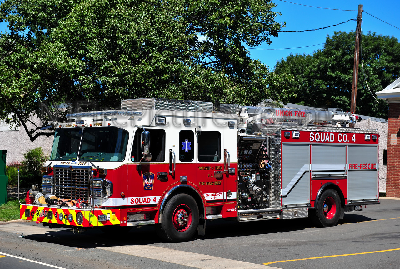 UNION TOWNSHIP, NJ SQUAD 4
