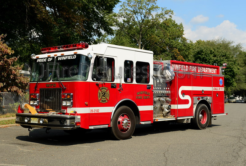 WINFIELD, NJ ENGINE 2