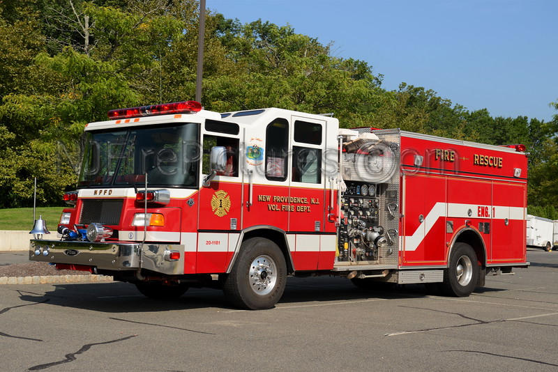 NEW PROVIDENCE, NJ ENGINE 1
